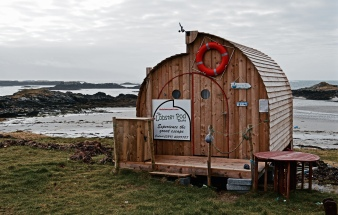 The Lobster Pod, Rosbeg Beach