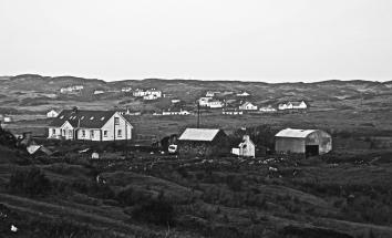Houses in Rosbeg