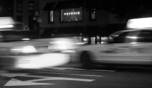 Psychic, Greenwich Village