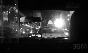 Inside a Cab