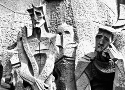 Sagrada Familia Sculptures