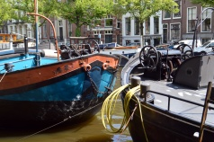 Dutch Barges