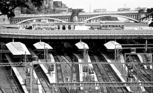 Waverley Station & North Bridge