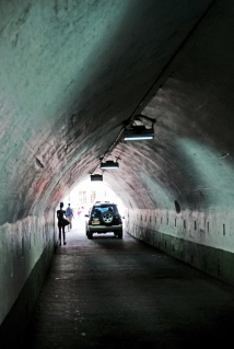 The Sendall Tunnel