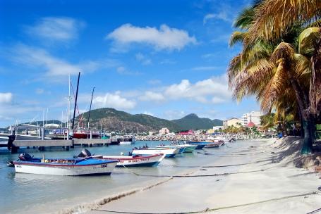 Philipsburg, St Maarten