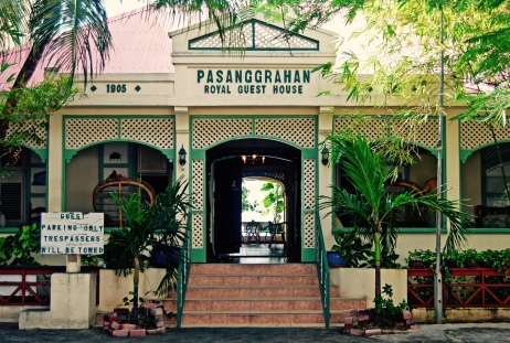Pasanggrahn Royal Guest House