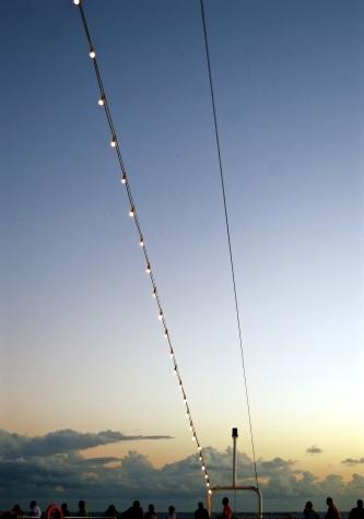 Sunset on Deck (1)