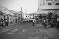 St John's Street Scene, Antigua