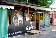 Guinness Bar, Roseau