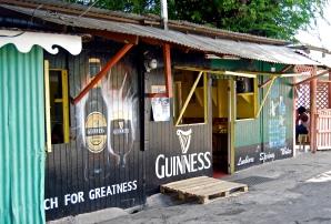 Guinness Bar, Roseau