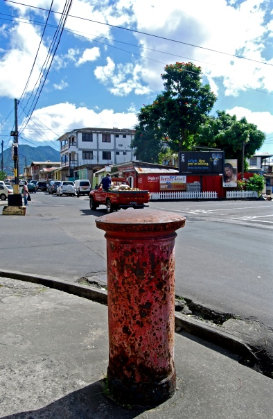 Colonial Legacy, Roseau