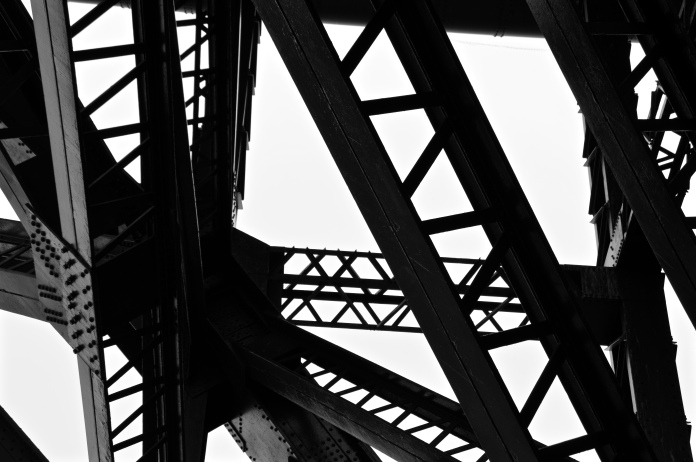 Tyne Bridge close-up 4