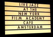 Live Jazz at the NYFA