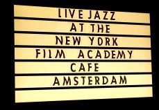 Live Jazz at the NYFA
