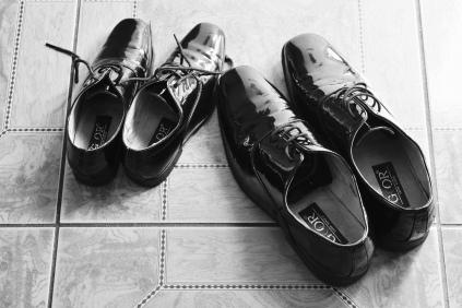 Little Shoes, Big Shoes