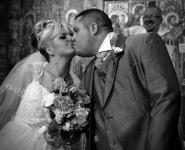 A Kiss in the Church