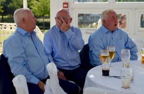 Three Wise Men in Blue