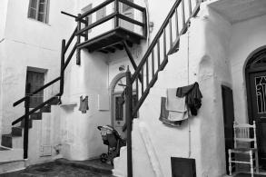 Back Street Mykonos Town