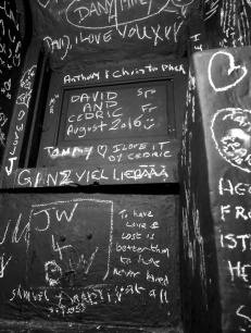 Blackboard Cubicle